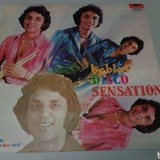 Discos de vinilo: BABLA - BABLA'S DISCO SENSATION. LP VINILO NUEVO. BOLLYWOOD DISCO 1980.. Lote 156827341