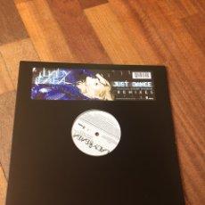 "Discos de vinilo: LADY GAGA - JUST DANCE 12"" REMIXES VINILO 2008 IMPORTADO DE USA INTERSCOPE RECORDS. Lote 156830154"