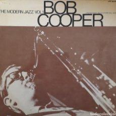Discos de vinilo: BOB COOPER - VINILO LP JAZZ - ORIGINAL ITALIA. Lote 156830516