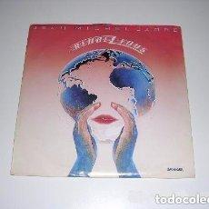 Discos de vinilo: JEAN MICHEL JARRE RENDEZ VOUS. Lote 156832606