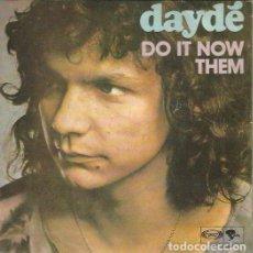 Discos de vinilo: JOEL DAYDE. SINGLE. SELLO RIVIERA. EDITADO EN ESPAÑA. AÑO 1972. Lote 156833810