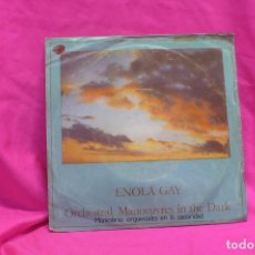 Discos de vinilo: ENOLA GAY MANIOBRAS ORQUESTALES EN LA OSCURIDAD, DINDISC, 1980.. Lote 156834170