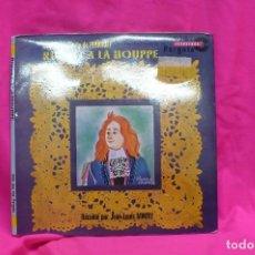 Discos de vinilo: RIQUET A LA HOUPPE - DISQUES ILUSTRES PERGOLA, . Lote 156836670