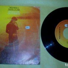 Discos de vinilo: MANOLO SANLÚCAR–DUELO DE GUITARRAS . Lote 156837162