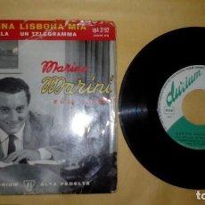 Discos de vinilo: MARINO MARINI E IL SUO QUARTETTO . Lote 156837702