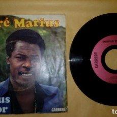Discos de vinilo: MARIUS TRÉSOR–SACRÉ MARIUS . Lote 156838082