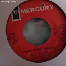 Discos de vinilo: HORST JANKOWSKI BLACK FOREST HOLIDAY/ELMER'S TUNE JAZZ 0RIGINAL 1966 NM. Lote 156838490