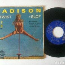 Discos de vinilo: BILLY NASH ROCK BAND - MADISON - EP 1962 - PHILIPS. Lote 156859822