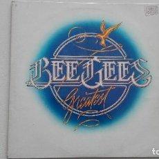 Discos de vinilo: BEE GEES GREATEST 2 LP RSO 1979. Lote 156860010
