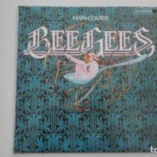 Discos de vinilo: BEE GEES MAIN COURSE RSO 1975 EDICIÓN 1984. Lote 156860846