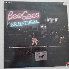 Discos de vinilo: BEE GEES MR. NATURAL RSO 1974. Lote 156860970