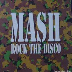 Discos de vinilo: MASH - ROCK THE DISCO MAXI SINGLE 12 SPAIN 2000. Lote 156860982