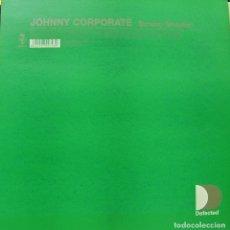 Discos de vinilo: JOHNNY CORPORATE - SUNDAY SHOUTIN MAXI SINGLE 12 SPAIN 2000. Lote 156861470