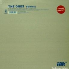 Discos de vinilo: THE ONES - FLAWLESS MAXI SINGLE 12 SPAIN 2001. Lote 156861590