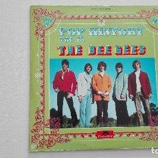 Discos de vinilo: THE BEE GEES POP HISTORY VOL. 18 POLYDOR 1972. Lote 156861658