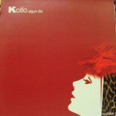 Discos de vinilo: KATLA - ALGUN DIA MAXI SINGLE SPAIN 2001. Lote 156861914