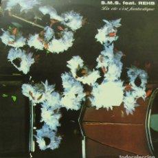 Discos de vinilo: S.M.S. FEAT. REHB - LA VIE C'EST FANTASTIQUE MAXI SINGLE SPAIN 2001. Lote 156862178