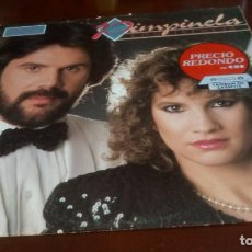 Discos de vinilo: PIMPINELA - CONVIVENCIA - LP - 1984. Lote 156865002