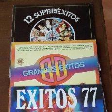 Discos de vinilo: LOTE DISCOS 10 LPS VARIADOS.. Lote 156866306