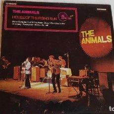 Discos de vinilo: THE ANIMALS HOUSE OF RISING SUN EMIDISC 1971. Lote 156877826