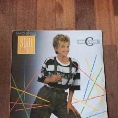 """Discos de vinilo: C.C. CATCH - SOUL SURVIVOR 12"""" MAXI. Lote 156877833"""