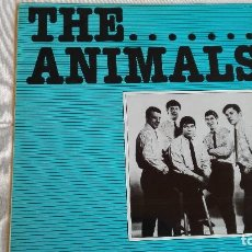 Discos de vinilo: THE ANIMALS ERIC BURDON AND THE ANIMALS... CHARLY RECORDS 1985. Lote 156878318