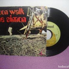 Discos de vinilo: JOE SIMON - MOON WALK 1 + MOON WALK 2 / MONUMENTAL - AÑO 1969. Lote 156878726