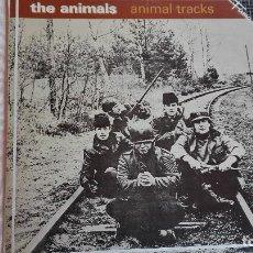 Discos de vinilo: THE ANIMALS ANIMAL TRACKS RAK RECORDS 1965 EDICIÓN 1985. Lote 156878762
