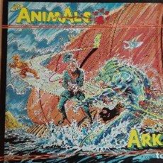 Discos de vinilo: THE ANIMALS ARK IRS 1983. Lote 156879098