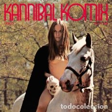 Discos de vinilo: KANNIBAL KOMIX - KANNIBAL KOMIX - 2018 - VINILISSSIMO RECORDS REISSUE. Lote 156881006