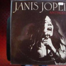 Discos de vinilo: JANIS JOPLIN- ANTHOLOGY. DOBLE LP.. Lote 156881234