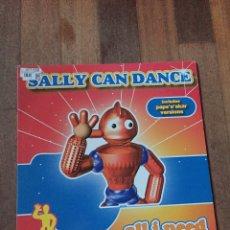"Discos de vinilo: SALLY CAN DANCE - ALL I NEED 12"" ITALODANCE 2001. Lote 156881568"