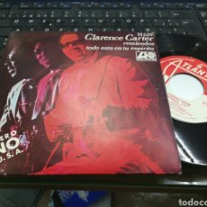 Discos de vinilo: CLARENCE CARTER SINGLE REMIENDOS 1970 ESPAÑA. Lote 156881816