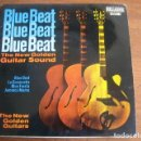Discos de vinilo: THE NEW GOLDEN SOUND - BLUE BEAT + 3 ***** RARO EP SKA SURF PROMO ORLADOR 1965. Lote 156882694