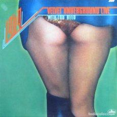 Discos de vinilo: 2LP THE VELVET UNDERGROUND LIVE WITH LOU REED 1969 VINILO. Lote 156883334