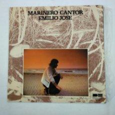 Discos de vinilo: EMILIO JOSE. - MARINERO CANTOR - LP. TDKLP. Lote 156883602
