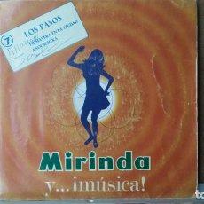 Discos de vinilo: ** LOS PASOS - PRIMAVERA EN LA CIUDAD / ANOUSCHTKA - SG AÑO 1969 - PROMO - LEER DESCRIPCION. Lote 156883782