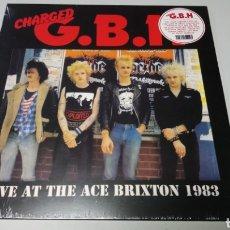 Discos de vinilo: CHARGED G. B. H. LIVE AT THE ACE BRIXTON 1983. LP VINILO PRECINTADO.. Lote 156885814