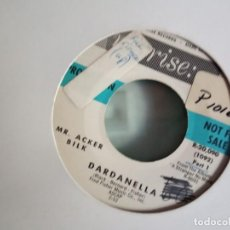 Discos de vinilo: MR ACKER BILK DARDANELLA PART 1 /2 JAZZ SWING ORIGINAL CANADA 1962 VG+. Lote 156886334