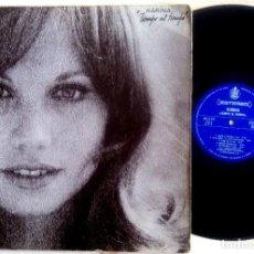 Discos de vinilo: KARINA - TIEMPO AL TIEMPO - LP 1972 - HISPAVOX. Lote 156890474