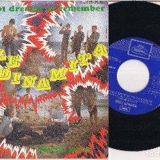 Discos de vinilo: DOBLE DINAMITA – I'VE GOT DREAM TO REMEMBER / MUNDO JOVEN. Lote 156892066