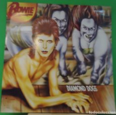 Discos de vinilo: LP DAVID BOWIE ‎– DIAMOND DOGS . Lote 156895482