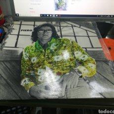 Discos de vinilo: PIERO LP ESPAÑA 1972. Lote 156896681
