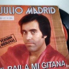 Discos de vinilo: SINGLE (VINILO) DE JULIO MADRID AÑOS 70. Lote 156896742