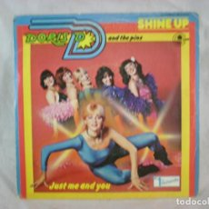 Discos de vinilo: DORIS D AND THE PINS-SHINE UP, CARNABY-MO 2031. Lote 156896886