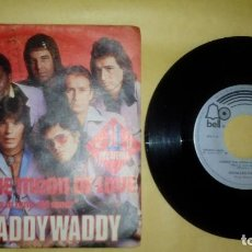 Discos de vinilo: SHOWADDYWADDY ‎– UNDER THE MOON OF LOVE . Lote 156897086