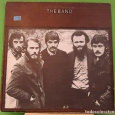 Discos de vinilo: LP THE BAND – THE BAND . Lote 156899278