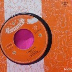 Discos de vinilo: HELMUT ZACHARIAS -- CALYPSO IN D / MARIA LA O, POLYDOR, 1957, GERMANY.. Lote 156911110