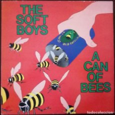 Discos de vinilo: THE SOFT BOYS...A CAN OF BEES.(TWO CRABS UNIVERSAL ‎ 1984) UK. Lote 156911798