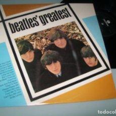 Discos de vinilo: BEATLES - THE BEATLES - GREATEST. ..LP DE EMI - PARLOPHONE . RARA EDICIÓN EUROPEA DE 1965 . Lote 156911922